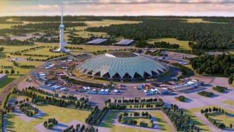 World Cup 2018- STADIOANELE: Samara Arena