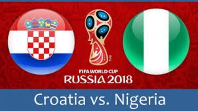 Croația-Nigeria