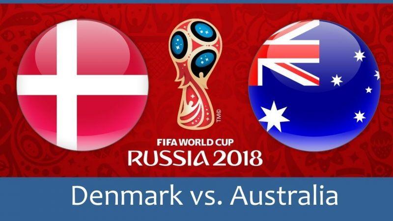Danemarca-Australia