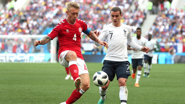 Danemarca-Franța