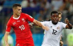 Word Cup 2018- Meciul 44: Cronică Elveția-Costa Rica 2-2