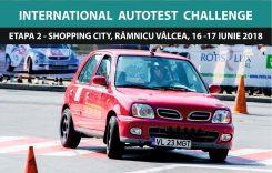 Testează-ți îndemânarea auto în weekend, la Râmnicu Vâlcea!