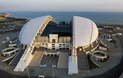 World Cup 2018- STADIOANELE: Fisht Stadium