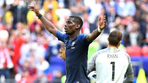 World Cup 2018- Meciul 5: Cronică Franța-Australia 2-1