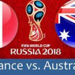World Cup 2018- Meciul 5: Avancronică Franța-Australia