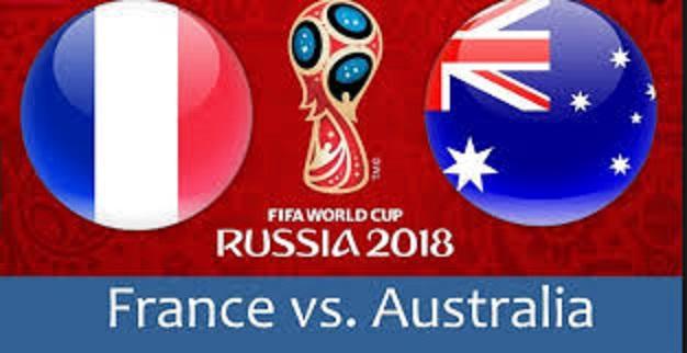 Franța-Australia