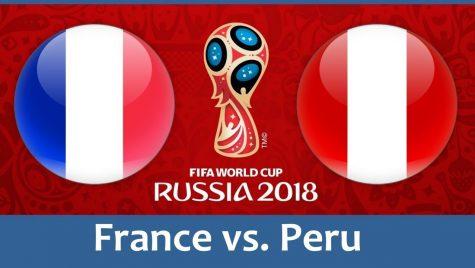 World Cup 2018- Meciul 22: Avancronică Franța-Peru