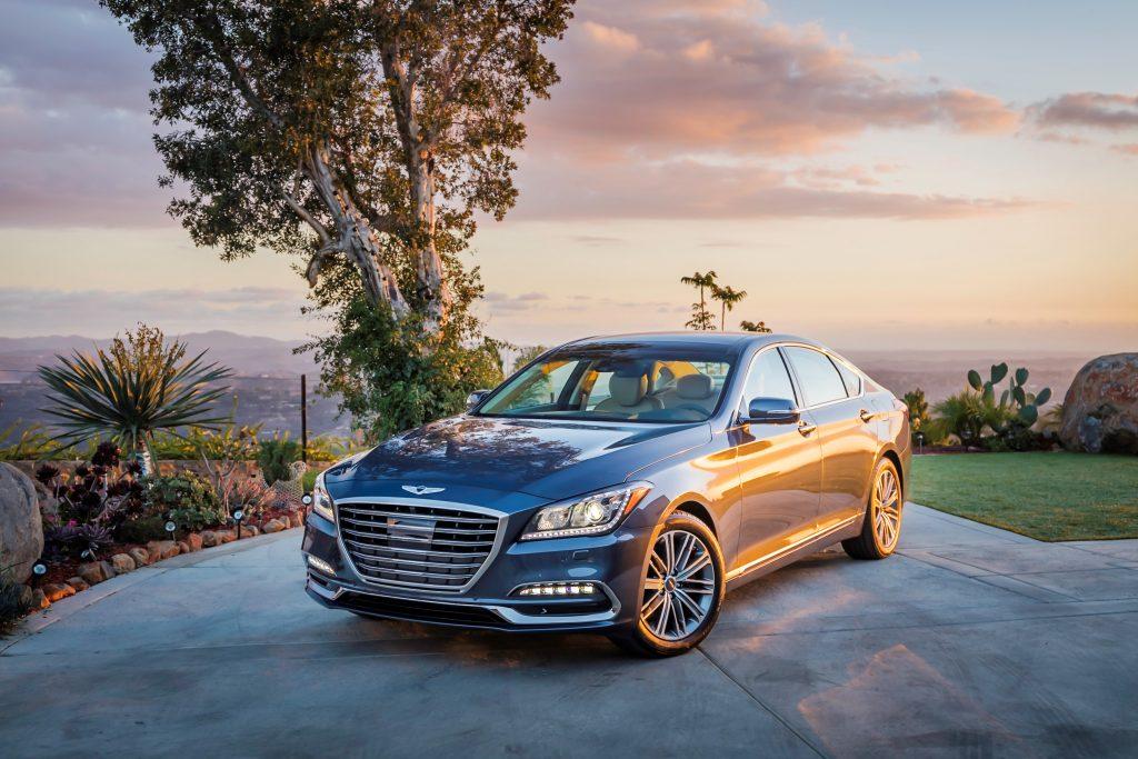 Genesis Top 5 mașini cu cele mai puține probleme