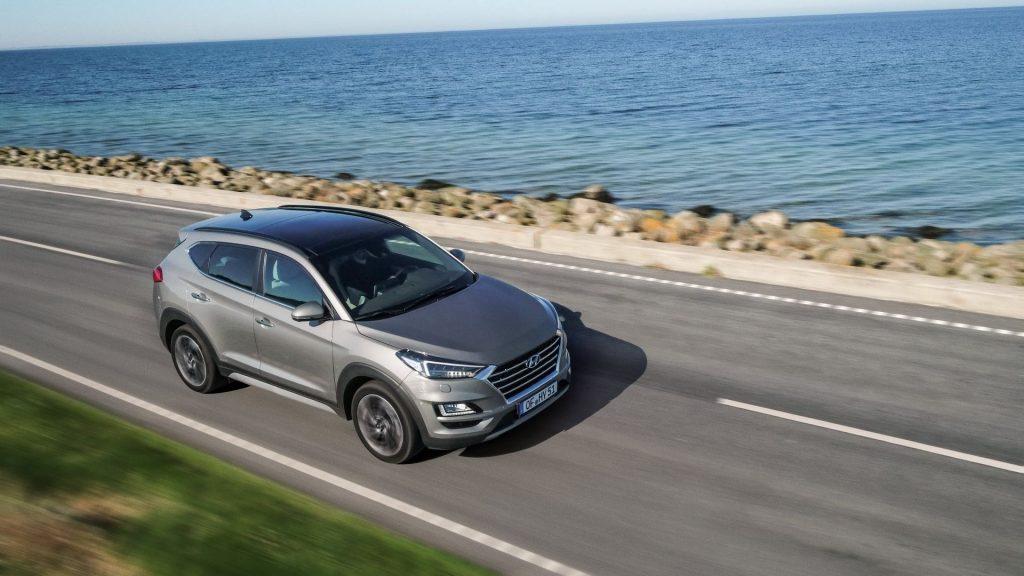 Hyundai Tucson mild hybrid (9)