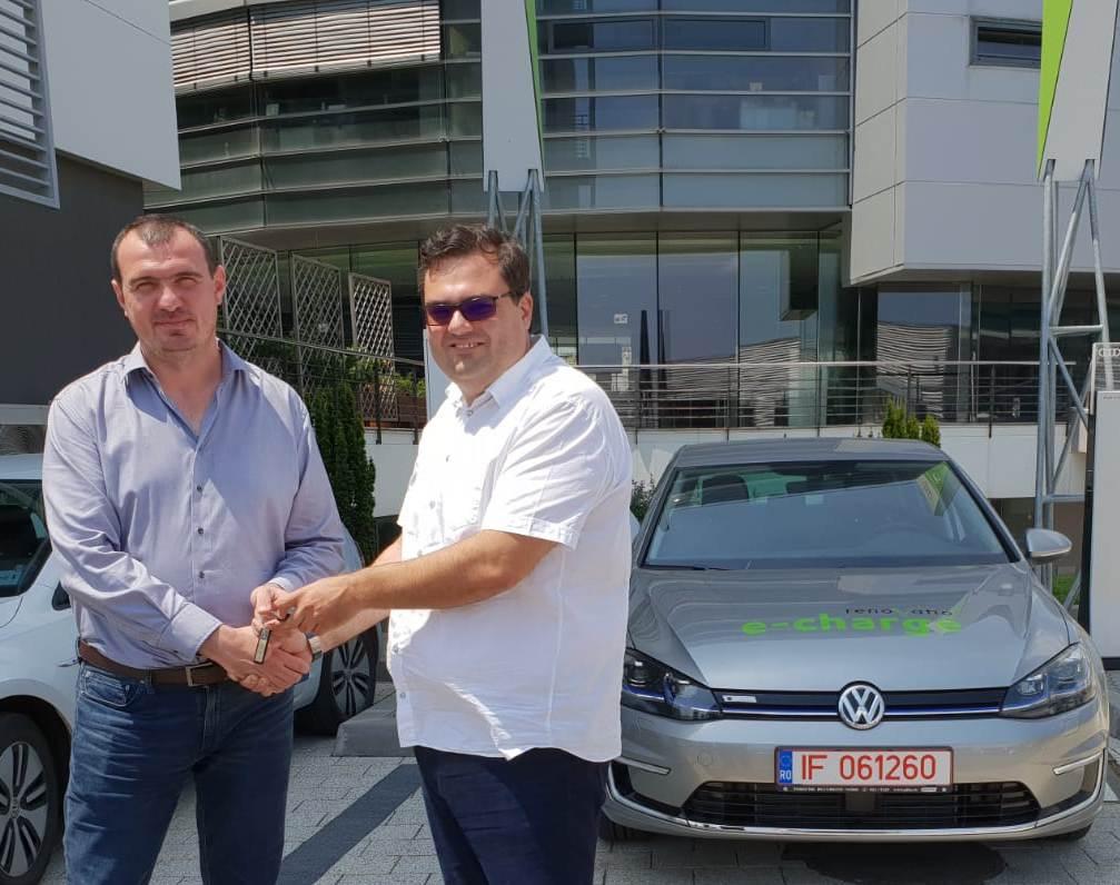 mașini electrice Volkswagen