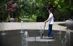 Test trotinetă electrică Ninebot by Segway KickScooter ES2