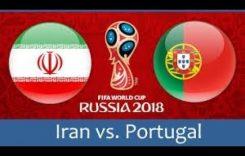World Cup 2018- Meciul 36: Avancronică Iran-Portugalia