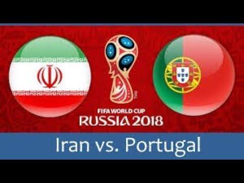 Iran-Portugalia