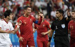 World Cup 2018- Meciul 36: Iran-Portugalia 1-1