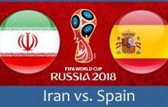 World Cup 2018- Meciul 20: Avancronică Iran-Spania