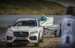 Jaguar Vector Racing a construit cea mai rapidă ambarcațiune electrică din lume