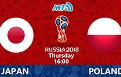 World Cup 2018- Meciul 45: Avancronică Japonia-Polonia
