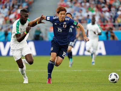 Japonia-Senegal