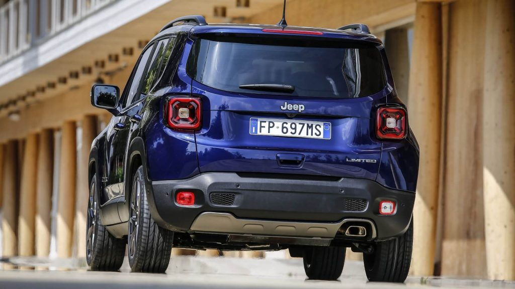 Jeep Renegade facelift (1)