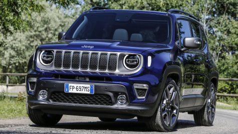 Jeep Renegade facelift – Schimbare discretă