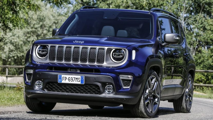Jeep Renegade facelift (2)