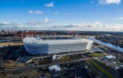 World Cup 2018- STADIOANELE: Kaliningrad Stadium