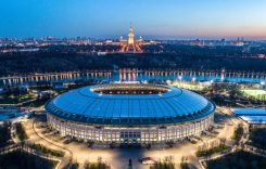 World Cup 2018- STADIOANELE: Lujniki Moscova