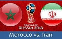 World Cup 2018- Meciul 3: Avancronică Maroc-Iran