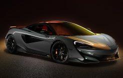 Noul McLaren 600LT pare fugit de pe circuit