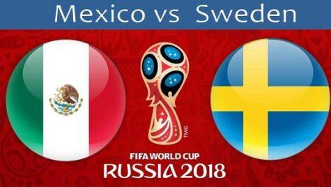 World Cup 2018- Meciul 42: Avancronică Mexic-Suedia