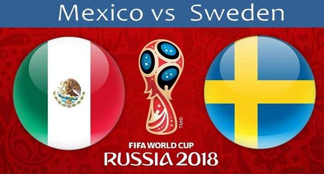 Mexic-Suedia