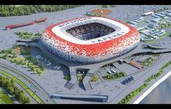 World Cup 2018- STADIOANELE: Mordovia Arena