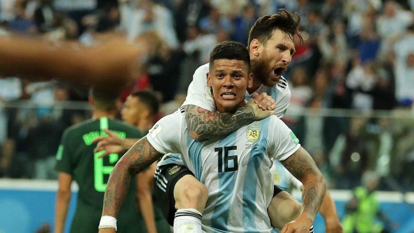 Nigeria-Argentina