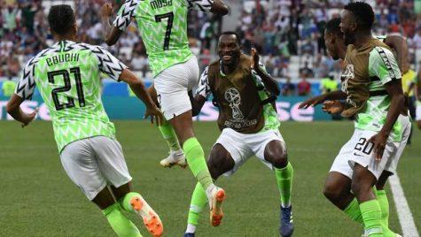 World Cup 2018- Meciul 25: Cronică Nigeria-Islanda 2-0