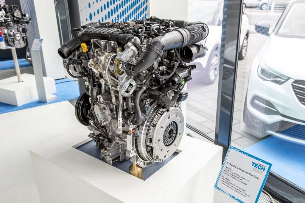 Opel concept motoare
