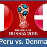 World Cup 2018- Meciul 7: Avancronică Peru-Danemarca