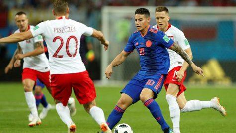 World Cup 2018- Meciul 32: Cronică Polonia-Columbia 0-3
