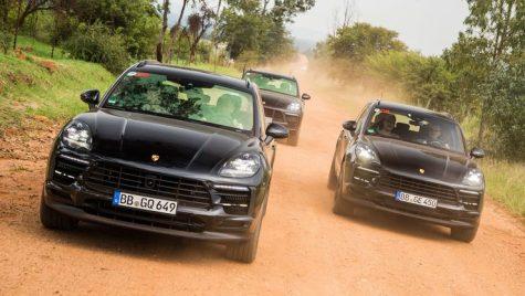 Porsche Macan facelift vine fără diesel și cu peste 250 de cai putere