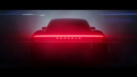 """""""Suflet electrificat"""" – Porsche Taycan e pe drum"""