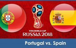 World Cup 2018- Meciul 4: Avancronică Portugalia-Spania
