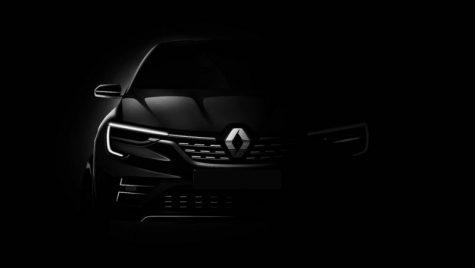 Renault Captur Coupe va fi prezentat la Moscova