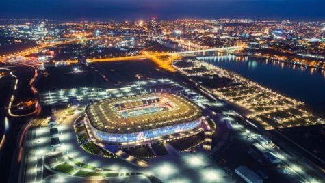 World Cup 2018- STADIOANELE: Rostov Arena