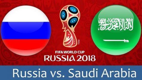 World Cup 2018- Meciul 1: Avancronică Rusia-Arabia Saudită