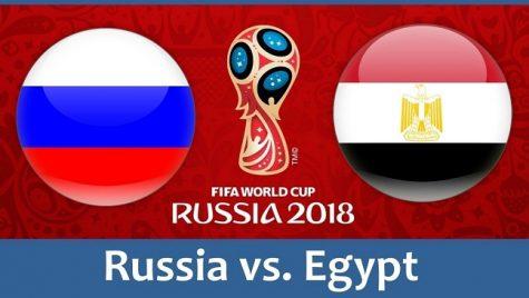 World Cup 2018- Meciul 17: Avancronică Rusia-Egipt