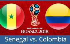 World Cup 2018- Meciul 46: Avancronică Senegal-Columbia