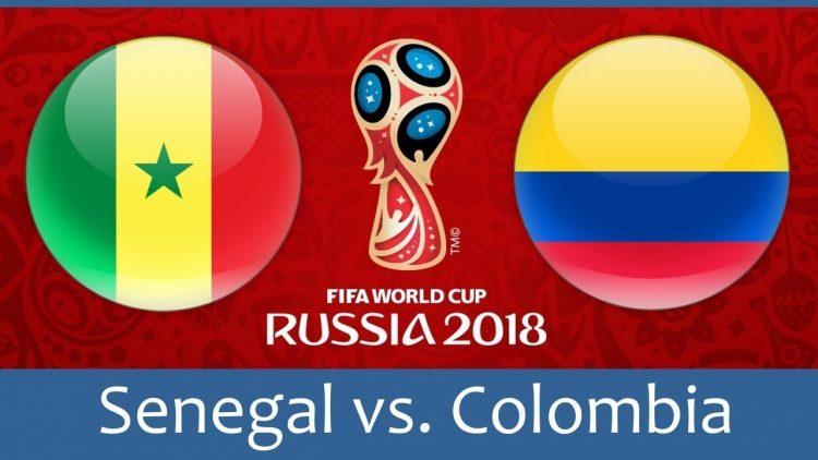 Senegal-Columbia