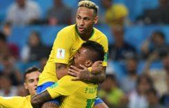 World Cup 2018- Meciul 43: Cronică Serbia-Brazilia 0-2
