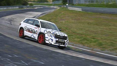 Cel mai rapid SUV cu 7 locuri la Nurburgring este…