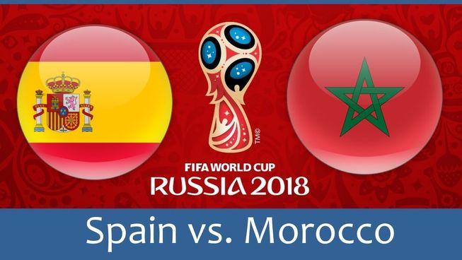 Spania-Maroc