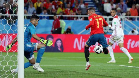 World Cup 2018- Meciul 35: Cronică Spania-Maroc 2-2